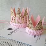 Custom Crown for Mom&Baby: LaLaPopShop (Etsy)